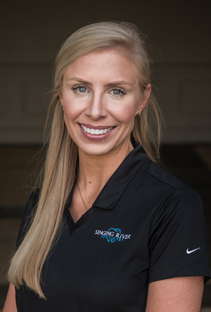 Dr. Brittany Westerman at Singing River Dentistry