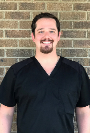 Dr. Nolin Connell at Singing River Dentistry in Russellville, AL