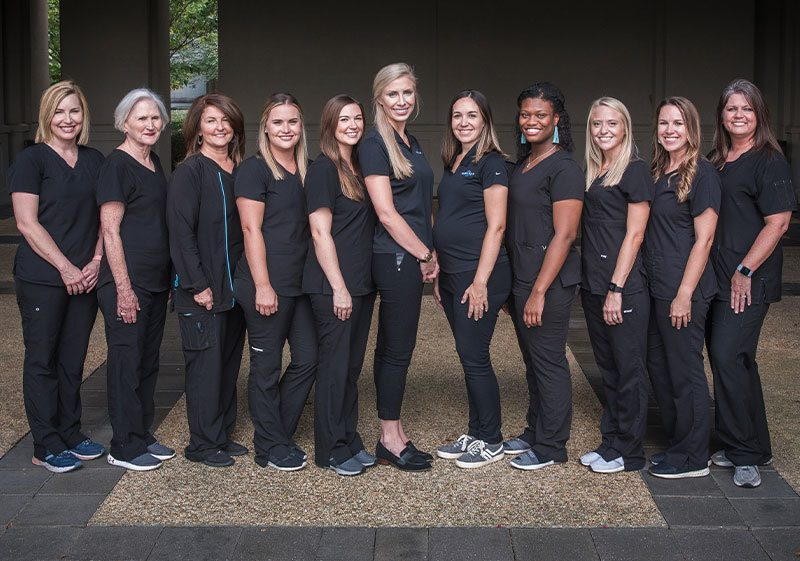 The Team of Singing River Dentistry in Florence, AL