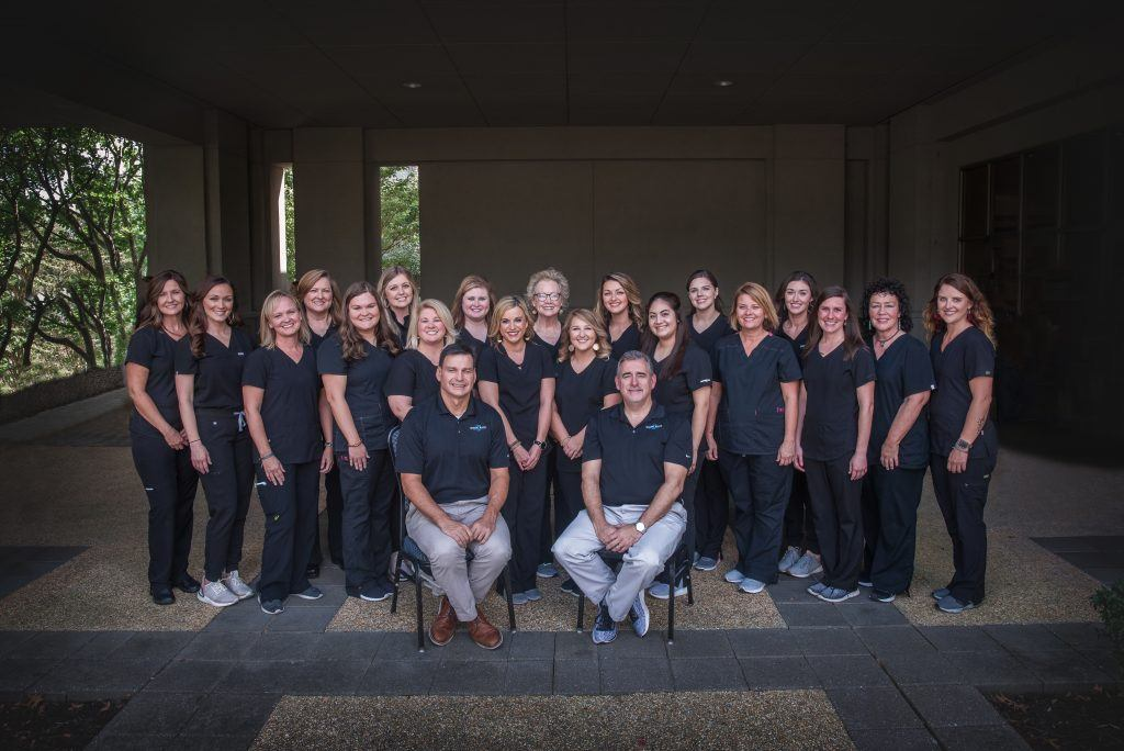 The team of Singing River Dentistry in Tuscumbia, AL
